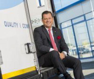 Ingo Geerdes, Geschäftsführer für den Bereich Key-Account-Management/Fleet/Used bei der Fahrzeugwerk Bernard Krone GmbH & Co. KG.