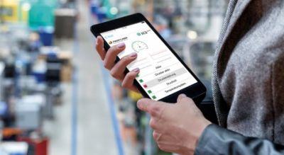 """Mit dem Betreibermodell """"CARE Labeling & Marking"""" erhalten Kunden der ICS Group einen bedarfsgerechten und automatisierten Kennzei"""