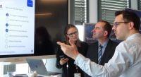 Eröffnung des gemeinsamen Zentrums für KI-Forschung von IBM und fortiss. Bild: Telematik-Markt.de (msc)