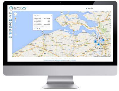 Klassisches Tracking & Tracing in Kombination mit weltweiter Container-Umflaufüberwachung und automatisierter Aggregatssteuerung