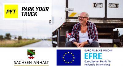 Park Your Truck Vorhaben unterstützt aus dem operationellen Programm des EFRE (© Park Your Truck)