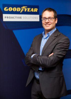André Weisz, Managing Director von Goodyear Proactive Solutions. Bild: Goodyear