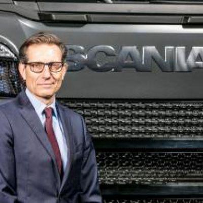 Christian Hottgenroth, Direktor Verkauf Lkw, Scania Deutschland und Österreich. Bild: Scania