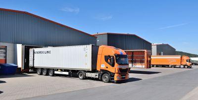 Container-Transport, Seefracht, Zoll-Service - auch für internationale Transporte ist Rüdinger die Spedition in Baden-Württemberg.