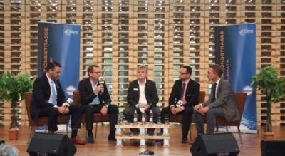 Der Telematik-Talk ist ein Highlight der Veranstaltungen der Mediengruppe Telematik-Markt.de. Zu den Telematik-Tagen auf der NUFAM