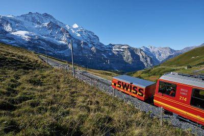 Wo Schweiz drin ist, muß .Swiss dran...