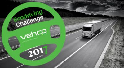 Die Vehco Eco-Driving Challenge ist ein freiwilliger Wettbewerb unter den Kunden von Vehco. Bild: Vehco