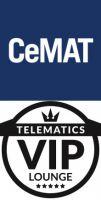 """Die """"Telematics VIP-Lounge"""" befindet sich in Halle 19/20 am Stand A38. Bild: Deutsche Messe AG"""