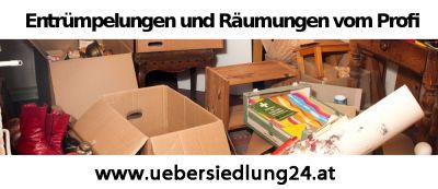 Umzug und Übersiedlung in Oberösterreich
