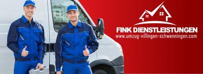 Umzug Villingen-Schwenningen - Fink Dienstleistungen