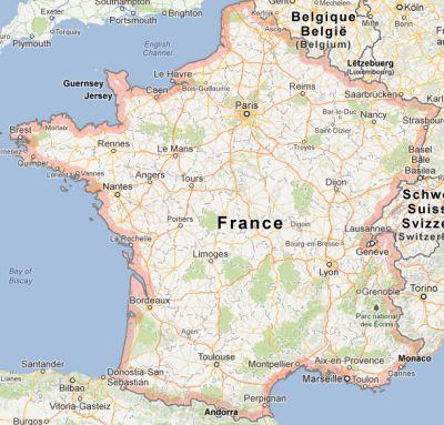 Umzug und Übersiedlung von Wien nach Frankreich Paris - Monaco