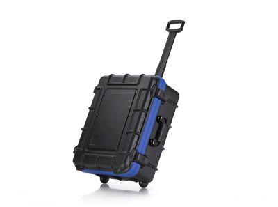 """""""PowerPack"""" heißt das neue Mitglied im Standard-Sortiment der bwh Koffermanufaktur aus Hörstel-Bevergern."""