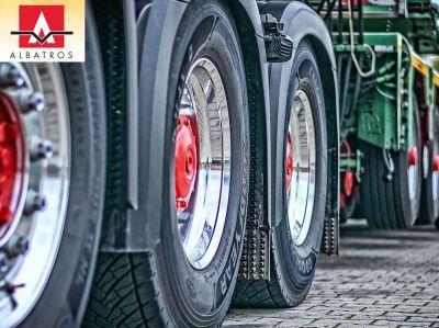 Albatros - Ihr Spezialist für Lkw Reifenwaschanlagen