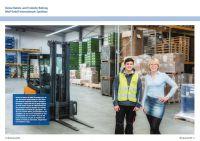 Jahresbericht IHK Rhein-Neckar 2016 - Wolf Spedition auf Seite 50/51