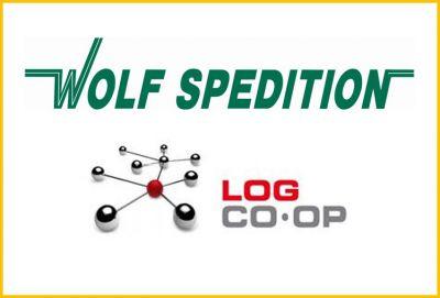 Wolf Mitglied bei LogCoop