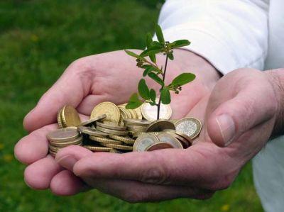 Grünes Geld bringt nicht nur Rendite!