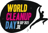 Ankündigung des World Cleanup Day am 18. September 2021