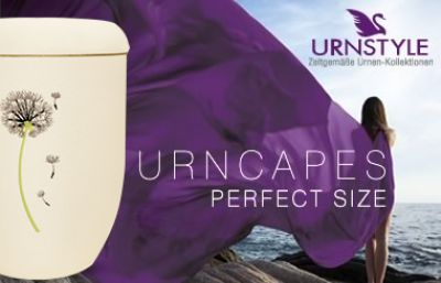 Urnstyle Urncapes - Perfect Size Urnen