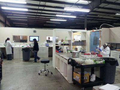 Das Labor von Biométhodes in den USA