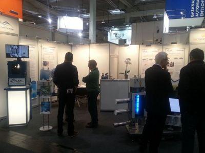 BIOSONATOR wird auf der Agritechnica vorgestellt.