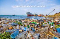 Das Gewächshausschiff, Recyclingschiff und Plastikfischerei-Projekt zeigen innovative Lösungen
