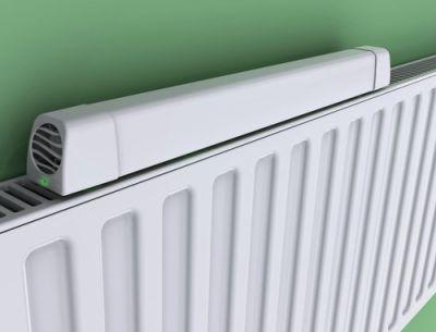 Der Radiator Booster hilft beim Energiesparen