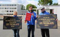 """Deutsches Tierschutzbüro zeichnet Goldschmaus mit dem """"Blutigen Märchenbuch"""" aus"""