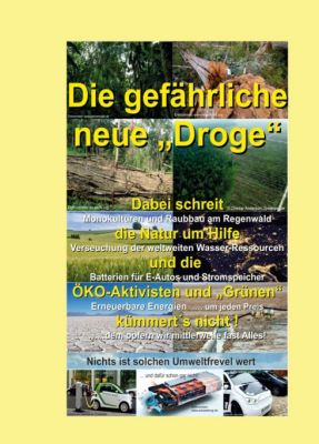 """""""Die gefährliche neue """"Droge"""""""" von Werner Schmitt"""