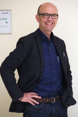 Alfred Mayr, Geschäftsführer des Umweltcluster Bayern. Foto: Umweltcluster Bayern