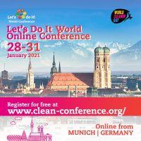 Die Welt vereint gegen das Müllproblem