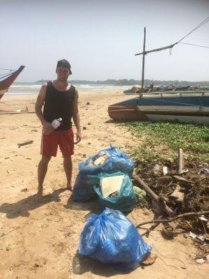 Umweltschützer Christoph Schulz im Kampf gegen den Plastikmüll