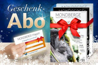 Das Mondberge-Magazin ist ein besonderes Geschenk, das ein Jahr lang Freude bereitet.