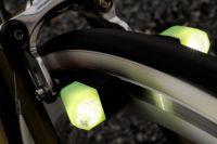 Magnic Microlight Vorderlichter: berührungs- & batterielos per Wirbelstrominduktion betrieben