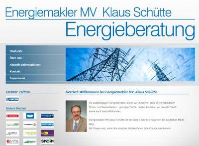 Der in Bad Doberan ansässige Energiemakler Klaus Schütte startet eine neue Beratungsinitiative