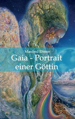 """""""Gaia - Portrait einer Göttin"""" von Manfred Ehmer"""