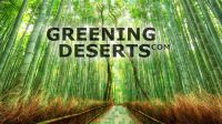 Greening Deserts Trillion Trees Initiative