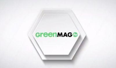 GreenMAG TV ist jetzt on AIR