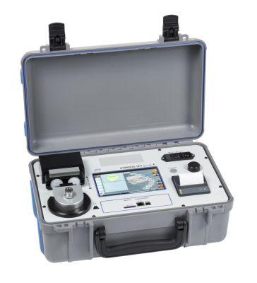 Mit dem HYDROCAL 1011 genX P steht nun auch ein tragbares  Gerät zur Analyse von Transformatoröl zur Verfügung.
