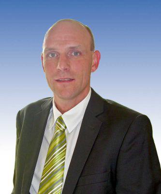 Der Vorstandsvorsitzende der M4Energy eG Maik Junker. Foto: M4Energy eG