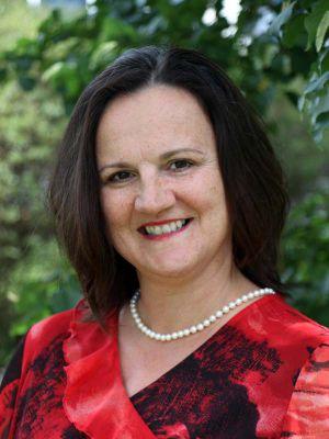 Diplom-Agraringenieurin Elisabeth Arnold von der UDI spricht über grünes Geld