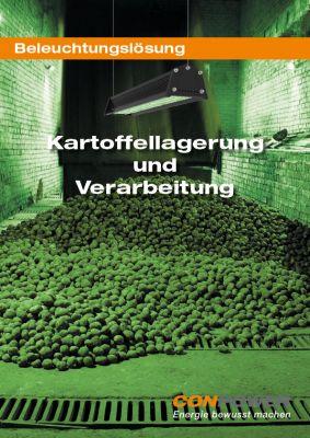 Spezialleuchten für die Kartoffellagerung