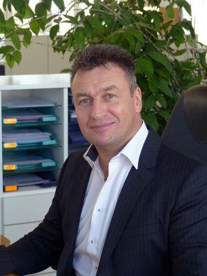 UDI-Geschäftsführer Stefan Keller