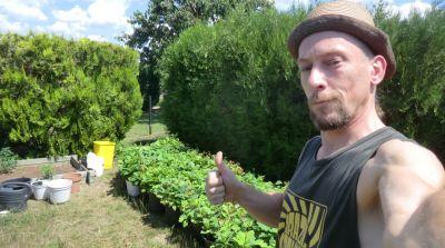 Eichenpark.org Gründer und Initiator Oliver Caplikas