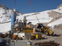 Zieglmeier Löschwassertank auf der Zugspitze