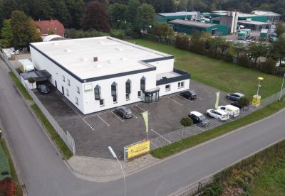Neuer Standort: Von Velen nach Gescher ist Maibach VuS jetzt gezogen. (Foto: Maibach VuS)