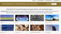 market4energy.de – neuer Energie-Marktplatz für den Kauf- und Verkauf von Energieprodukten