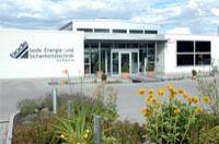 Unternehmensgebäude Göttingen, bode Energie & Sicherheit