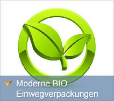 Moderne Bio Einwegverpackungen bei Pack4Food24.de