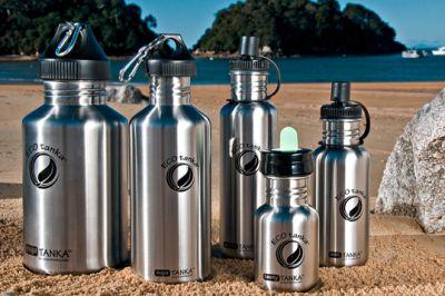 ECOtanka - Ökologische Trinkflaschen aus Edelstahl