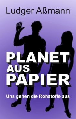 """""""Planet aus Papier"""" von Ludger Aßmann"""